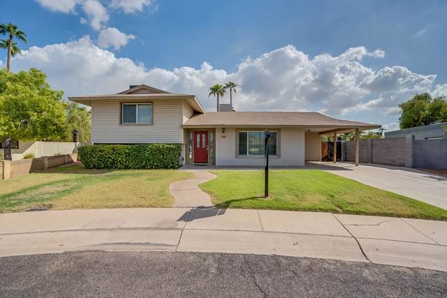 1327 E Minton Drive, Tempe, AZ 85282 (MLS #5984690) :: Riddle Realty Group - Keller Williams Arizona Realty