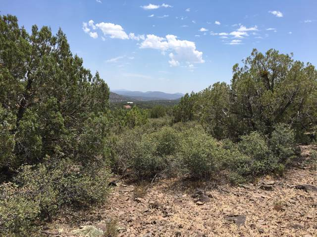 Lot 236 Kit Fox Trail, Kingman, AZ 86401 (MLS #5984722) :: Brett Tanner Home Selling Team