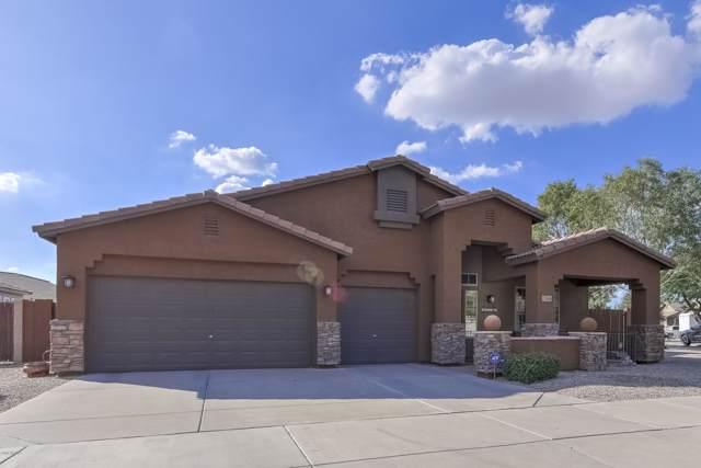 23166 S 215TH Street, Queen Creek, AZ 85142 (MLS #5984759) :: Santizo Realty Group