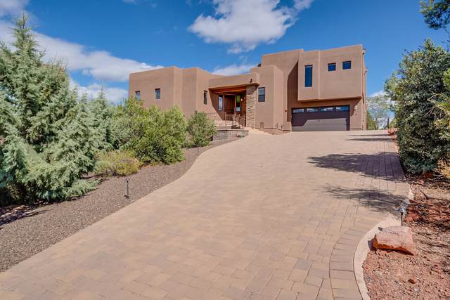 40 Bella Vista Court, Sedona, AZ 86336 (MLS #5984846) :: Long Realty West Valley