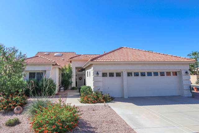 9301 E Nacoma Drive, Sun Lakes, AZ 85248 (MLS #5984896) :: Long Realty West Valley