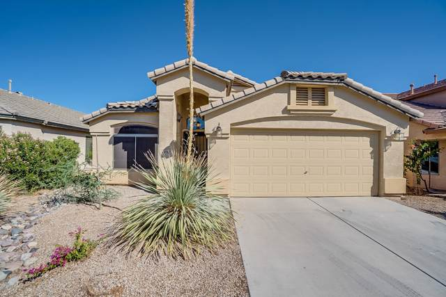 44782 W Desert Garden Road, Maricopa, AZ 85139 (MLS #5984908) :: The Daniel Montez Real Estate Group