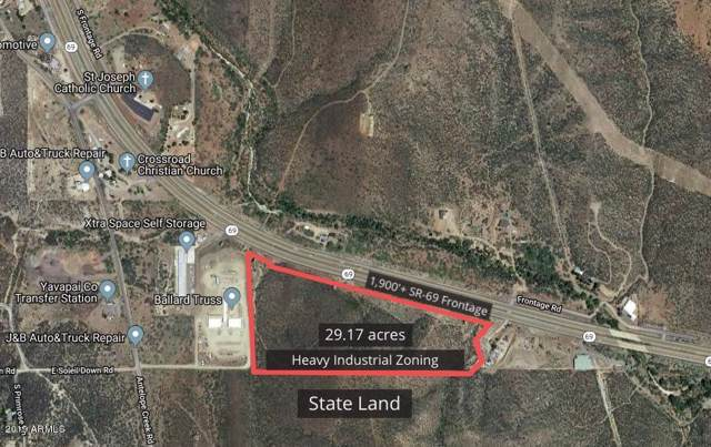 0 S State Route 69, Mayer, AZ 86333 (MLS #5984991) :: Yost Realty Group at RE/MAX Casa Grande