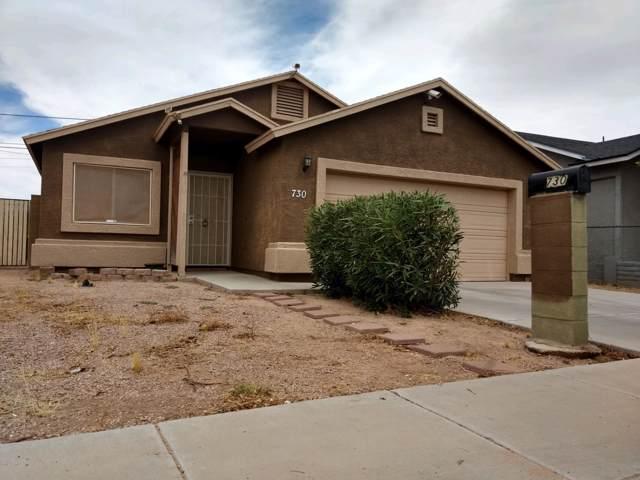 730 W Ocotillo Street, Casa Grande, AZ 85122 (MLS #5985096) :: Yost Realty Group at RE/MAX Casa Grande