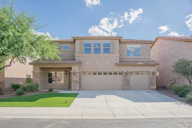 25983 W Ross Avenue, Buckeye, AZ 85396 (MLS #5985163) :: The Garcia Group