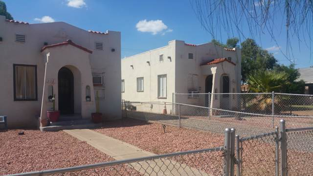322 N 12TH Street, Phoenix, AZ 85006 (MLS #5985204) :: The Kenny Klaus Team