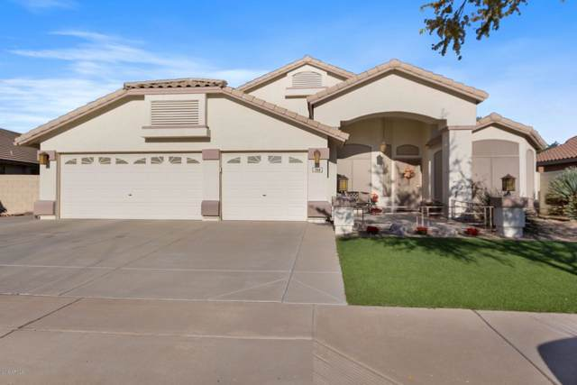756 N 168TH Avenue, Goodyear, AZ 85338 (MLS #5985216) :: Riddle Realty Group - Keller Williams Arizona Realty