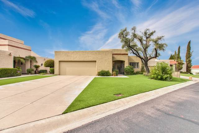 2626 E Arizona Biltmore Circle #44, Phoenix, AZ 85016 (MLS #5985229) :: The Kenny Klaus Team