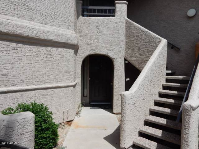 9795 N 93RD Way #163, Scottsdale, AZ 85258 (MLS #5985363) :: Devor Real Estate Associates