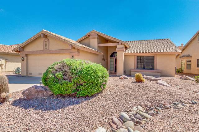 8423 E Golden Cholla Drive, Gold Canyon, AZ 85118 (MLS #5985386) :: The Daniel Montez Real Estate Group