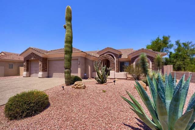 5410 E Calle De Las Estrellas, Cave Creek, AZ 85331 (MLS #5985399) :: The W Group
