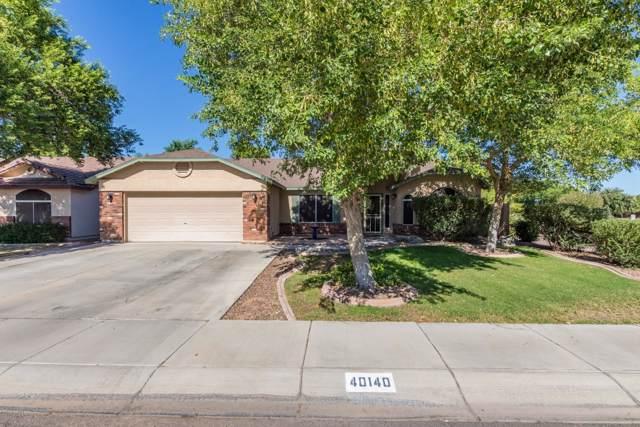 40140 N Bexhill Way, San Tan Valley, AZ 85140 (MLS #5985412) :: Revelation Real Estate