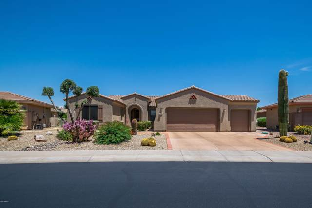 16390 W Bonita Park Drive, Surprise, AZ 85387 (MLS #5985414) :: The Ramsey Team