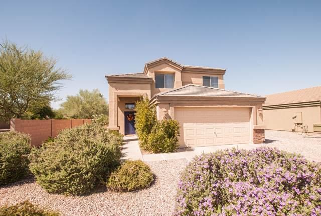 2083 N Sabino Lane, Casa Grande, AZ 85122 (MLS #5985509) :: Occasio Realty