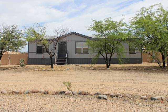 16709 S 202nd Drive, Buckeye, AZ 85326 (MLS #5985525) :: Riddle Realty Group - Keller Williams Arizona Realty