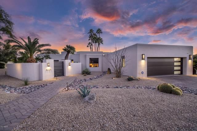 8223 E Adobe Drive, Scottsdale, AZ 85255 (MLS #5985624) :: The W Group