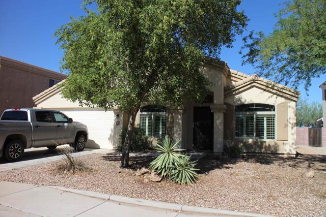33198 N Roadrunner Lane, Queen Creek, AZ 85142 (MLS #5985695) :: Revelation Real Estate