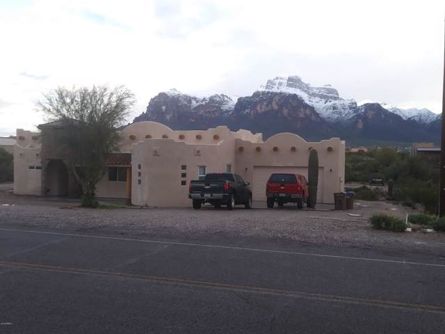 1587 N Starr Road, Apache Junction, AZ 85119 (MLS #5985697) :: The W Group
