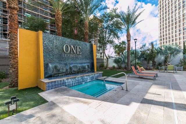 1 E Lexington Avenue #602, Phoenix, AZ 85012 (MLS #5985709) :: Cindy & Co at My Home Group