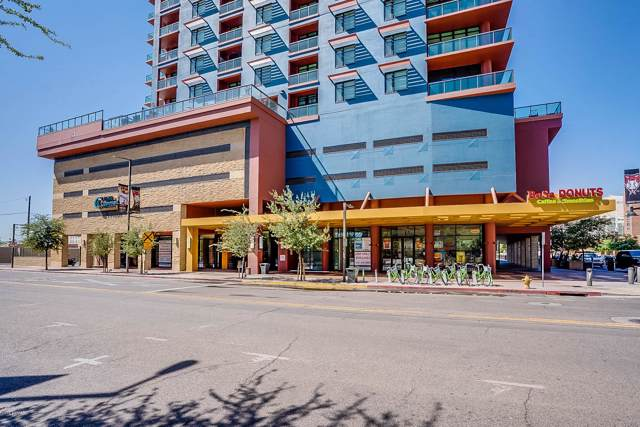 310 S 4TH Street #604, Phoenix, AZ 85004 (MLS #5985777) :: Brett Tanner Home Selling Team