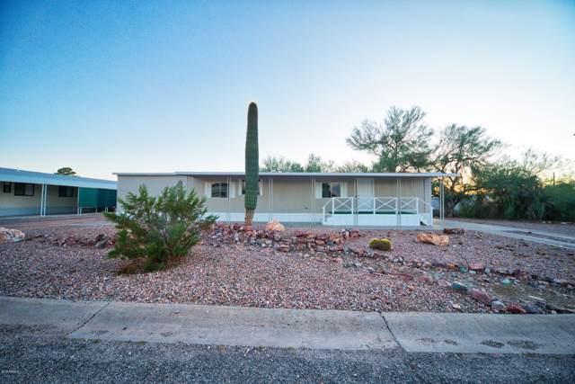 33432 N 223RD Drive, Wittmann, AZ 85361 (MLS #5985793) :: The W Group