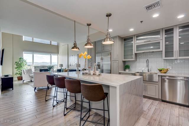 16 W Encanto Boulevard #622, Phoenix, AZ 85003 (MLS #5985879) :: CC & Co. Real Estate Team
