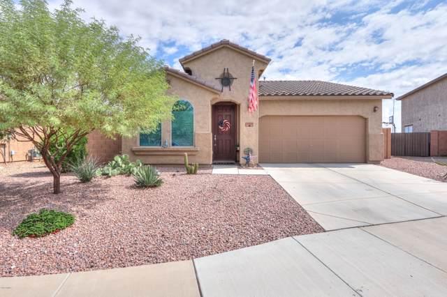 21595 N Diamond Drive, Maricopa, AZ 85138 (MLS #5985883) :: The Daniel Montez Real Estate Group