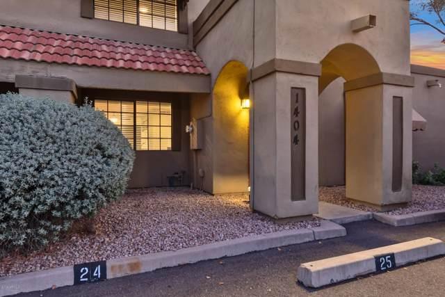 1404 W La Jolla Drive, Tempe, AZ 85282 (MLS #5985951) :: The W Group