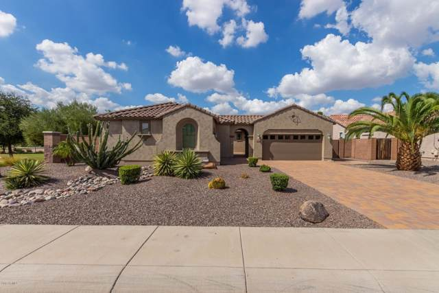 10934 E Reuben Circle, Mesa, AZ 85212 (MLS #5985952) :: The Kenny Klaus Team