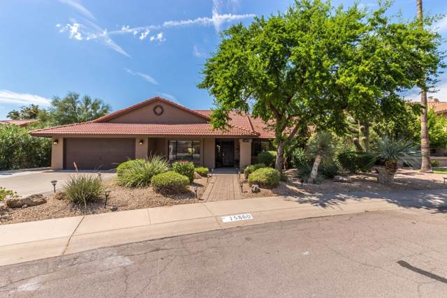 15860 N 61ST Street, Scottsdale, AZ 85254 (MLS #5985964) :: The Kenny Klaus Team