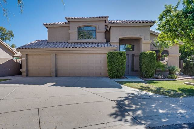 3281 S Horizon Place, Chandler, AZ 85248 (MLS #5986057) :: Riddle Realty Group - Keller Williams Arizona Realty