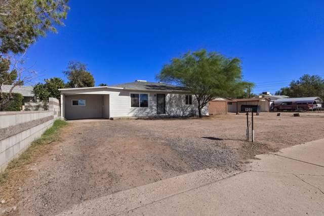 908 N Casa Grande Avenue, Casa Grande, AZ 85122 (MLS #5986109) :: The W Group