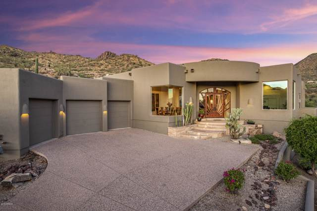14641 E Shadow Canyon Drive, Fountain Hills, AZ 85268 (MLS #5986152) :: The Bill and Cindy Flowers Team