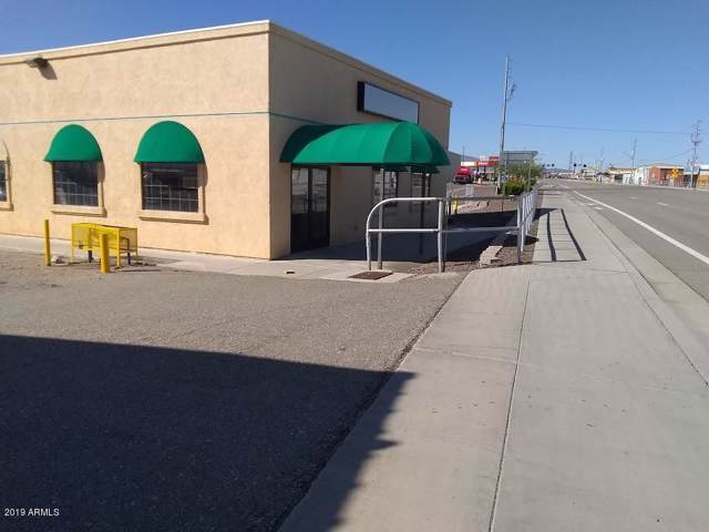 1077 W Main Street #1099, Quartzsite, AZ 85346 (MLS #5986212) :: The Kenny Klaus Team