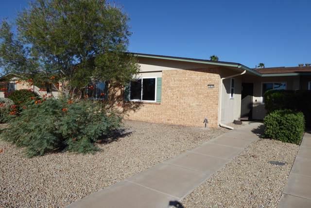 19610 N Camino Del Sol, Sun City West, AZ 85375 (MLS #5986225) :: Devor Real Estate Associates