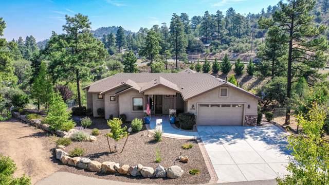 2020 W Shadow Valley Ranch Road, Prescott, AZ 86305 (MLS #5986301) :: Devor Real Estate Associates