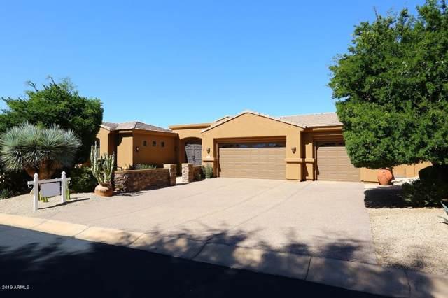 9952 E Seven Palms Drive, Scottsdale, AZ 85262 (MLS #5986302) :: The Kenny Klaus Team