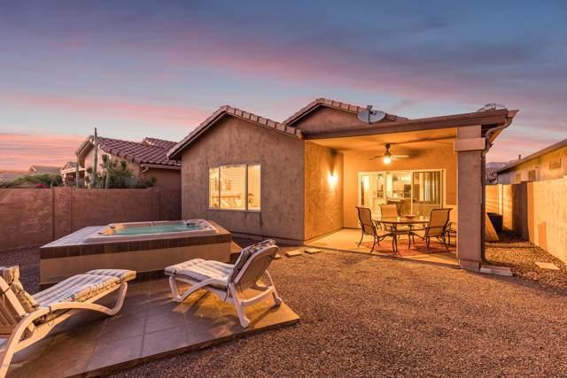 10855 E Secret Canyon Road, Gold Canyon, AZ 85118 (MLS #5986434) :: The Kenny Klaus Team