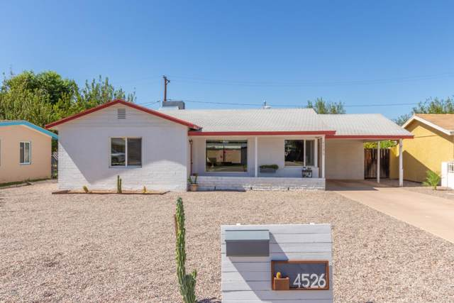 4526 N 18TH Avenue, Phoenix, AZ 85015 (MLS #5986441) :: Riddle Realty Group - Keller Williams Arizona Realty