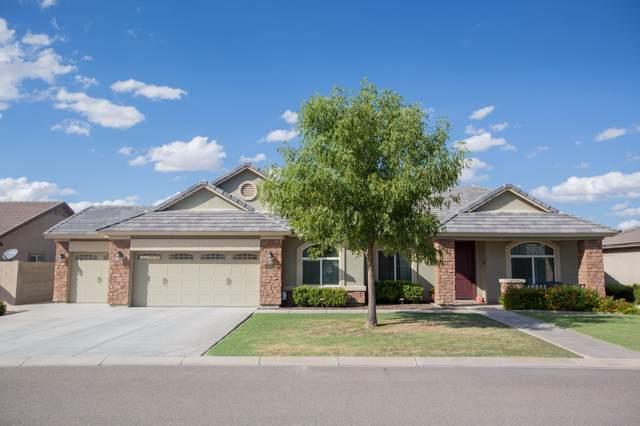 3664 E Meadow Mist Lane, San Tan Valley, AZ 85140 (MLS #5986468) :: Revelation Real Estate