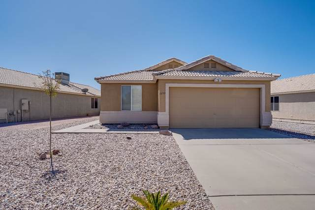 2259 W Renaissance Avenue, Apache Junction, AZ 85120 (MLS #5986477) :: The Kenny Klaus Team