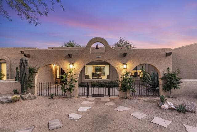 22600 N 80TH Place, Scottsdale, AZ 85255 (MLS #5986512) :: The W Group