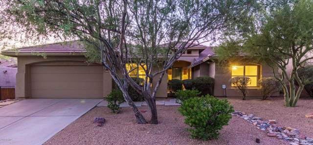 16766 N 106TH Way, Scottsdale, AZ 85255 (MLS #5986546) :: The W Group