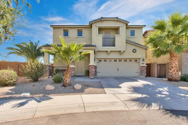6439 S Goldfinch Drive, Gilbert, AZ 85298 (MLS #5986631) :: The Kenny Klaus Team