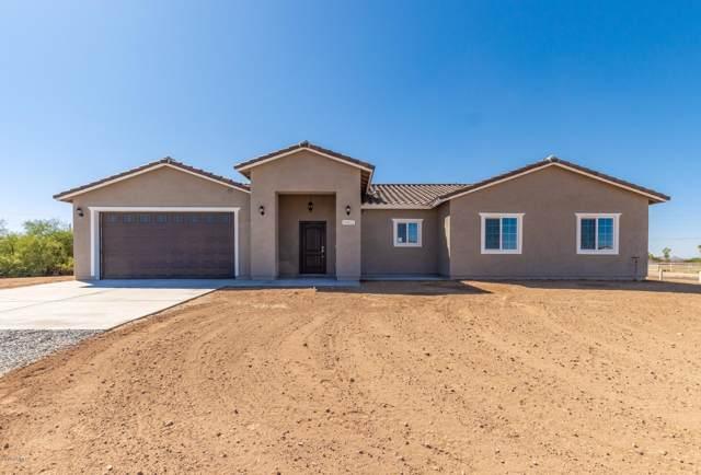11612 S 204TH Drive, Buckeye, AZ 85326 (MLS #5986651) :: Riddle Realty Group - Keller Williams Arizona Realty