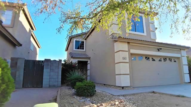 869 E Nardini Street, San Tan Valley, AZ 85140 (MLS #5986703) :: The Laughton Team