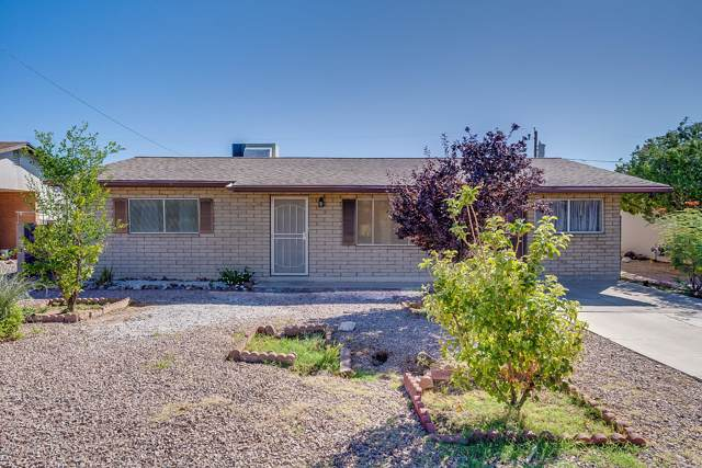12811 N 112TH Avenue, Youngtown, AZ 85363 (MLS #5986711) :: Occasio Realty