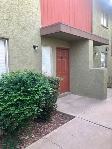 4615 N 39TH Avenue #21, Phoenix, AZ 85019 (MLS #5986721) :: Keller Williams Realty Phoenix