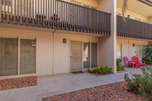 1828 W Tuckey Lane #2, Phoenix, AZ 85015 (MLS #5986739) :: The Pete Dijkstra Team