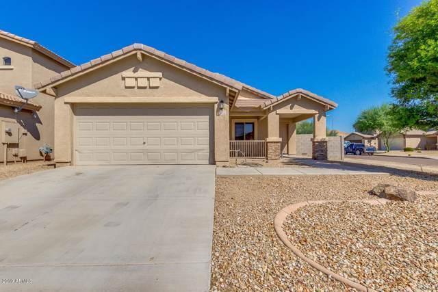 5112 W Pecan Road, Laveen, AZ 85339 (MLS #5986743) :: Brett Tanner Home Selling Team